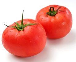 日焼けにトマトのリコピン