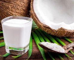 ココナッツミルクは太る