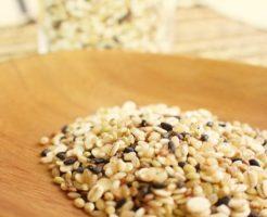 雑穀米とは