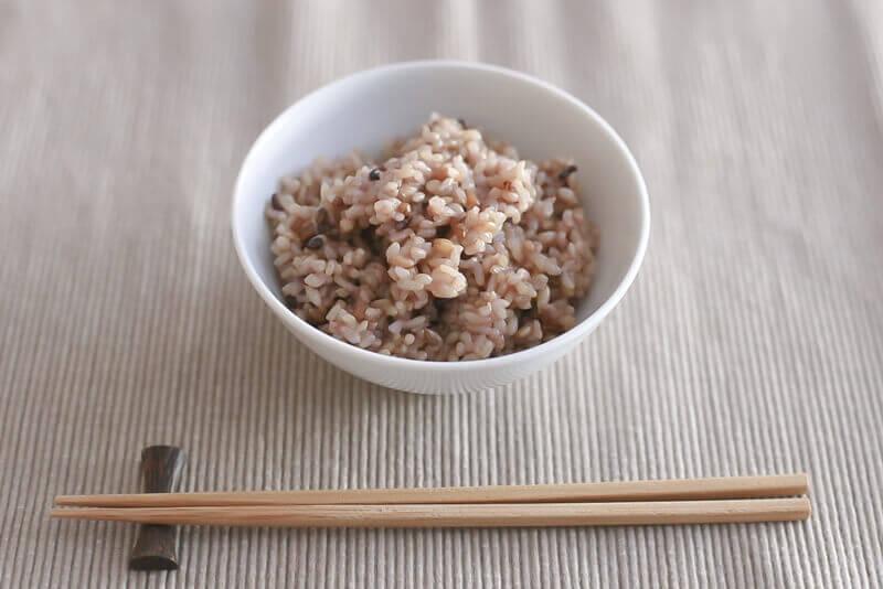 雑穀米の効果